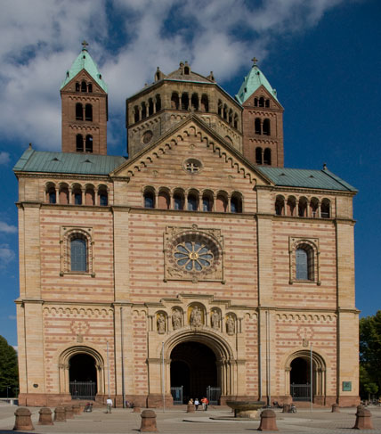 The Imperial Cathedral of Speyer