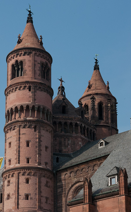 Kaiserdom zu Worms